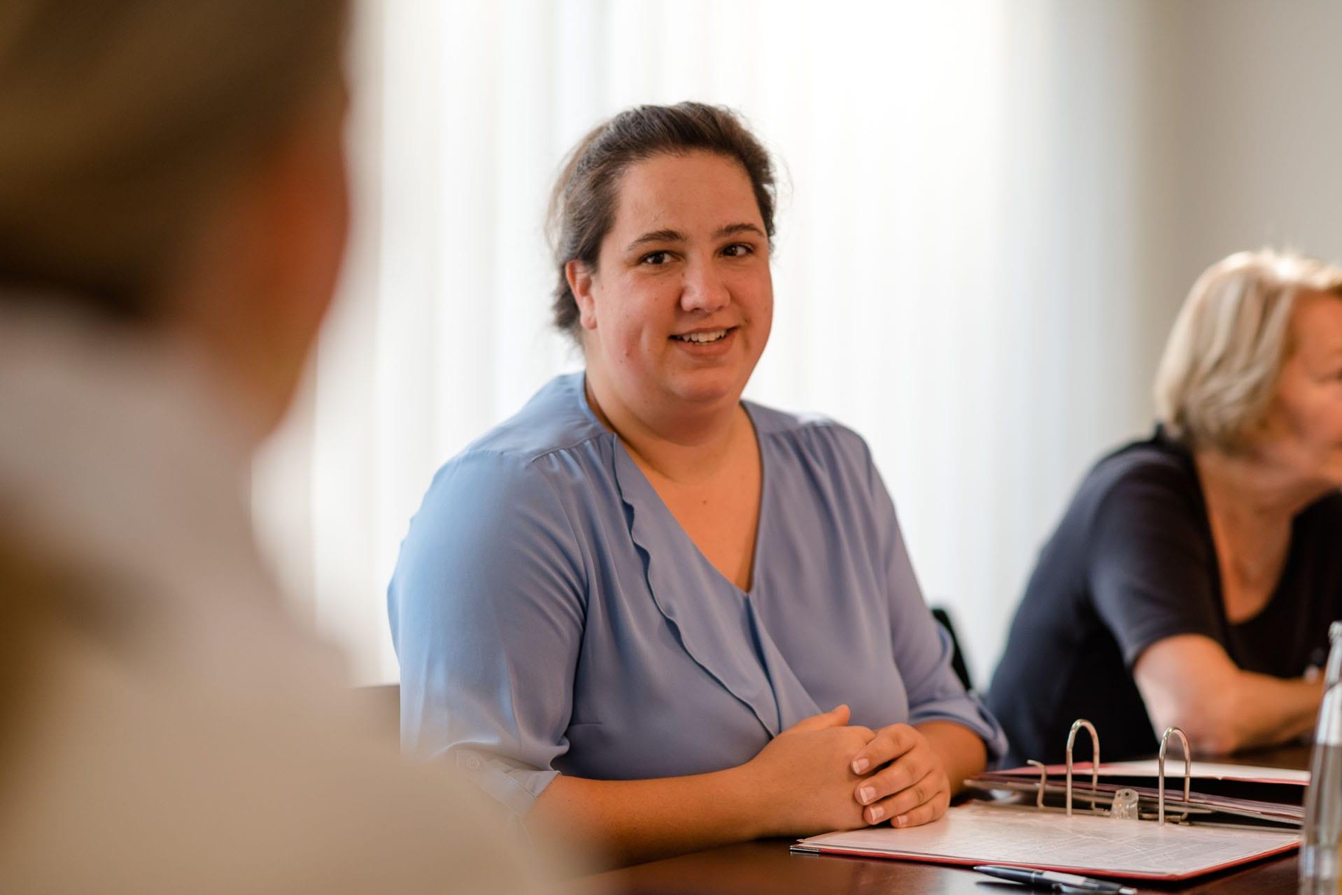 20 Jahre Berufserfahrung in der Kanzlei KMK – für Sie zuständig in allen notariellen Angelegenheiten.